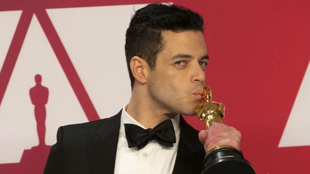 On 'Good Morning America', 'Bohemian Rhapsody' Oscar winner Rami Malek revealed as next James Bond villain