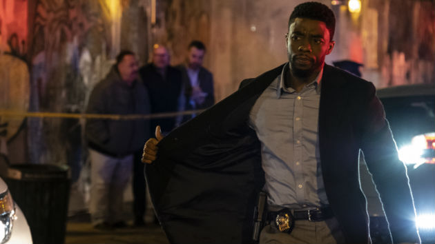 Chadwick Boseman is on the hunt for cop killers in the first trailer for '21 Bridges'