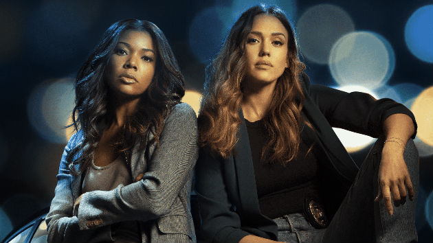 Jessica Alba credits co-star Gabrielle Union with making set of new show 'L.A.'s Finest' family-friendly