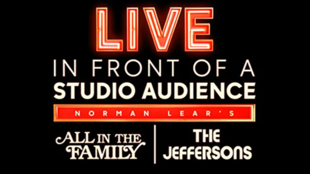 Jimmy Kimmel brings back two classic TV shows — 'All in the Family' and 'The Jeffersons' — tonight on ABC