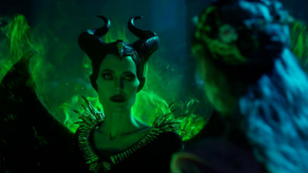 Angelina Jolie and Michelle Pfieffer face off in the teaser-trailer for 'Maleficent: Mistress of Evil'