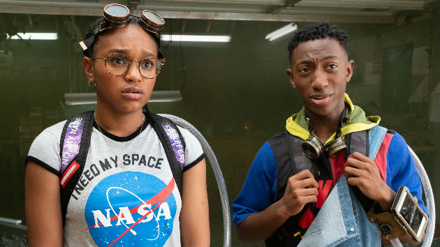 Stefon Bristol says his Netflix time travel film 'See You Yesterday' draws from 90s sci-fi nostalgia