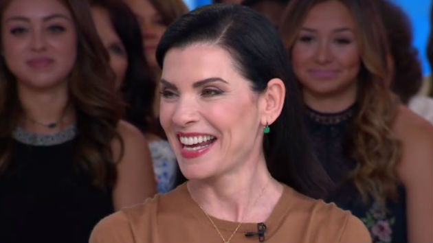 "Julianna Margulies loved 'Game of Thrones' finale: ""That's how it should end"""
