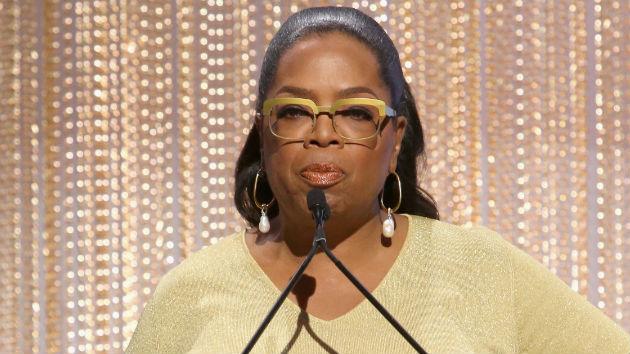 Oprah Winfrey gives half-a-million dollars to high school after-school program