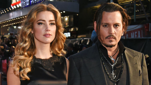 """Johnny Depp says ex-wife Amber Heard's injuries were """"painted on bruises"""""""