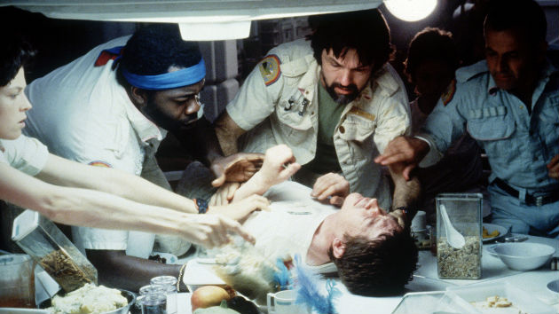 Grab your chest -- 'Alien' turns 40 Saturday