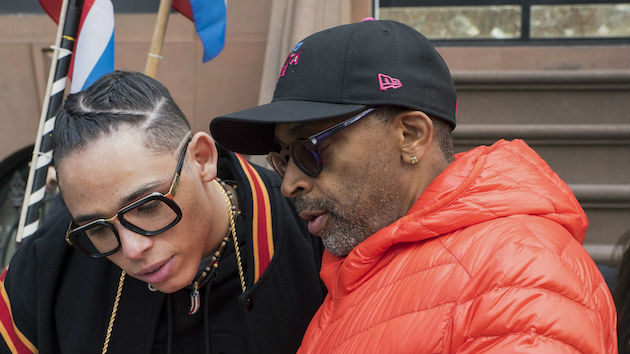 Spike Lee premieres 'She's Gotta Have It' season two in Brooklyn