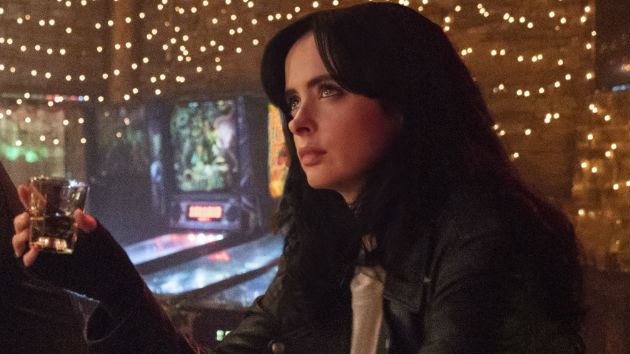 'Jessica Jones' lead Krysten Ritter confident the final season brings the series to a satisfying conclusion