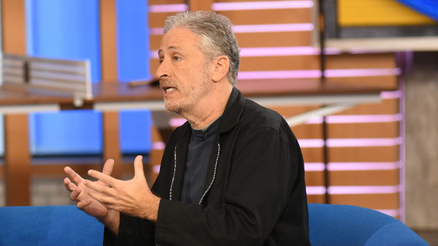"""Jon Stewart flames Congress' """"indifference and rank hypocrisy"""" for failing to ensure healthcare for sick 9/11 first responders"""