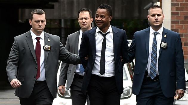 Cuba Gooding Jr. pleads not guilty in alleged bar groping incident