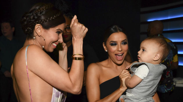 "Eva Longoria breastfed her baby while directing 'Grand Hotel': ""You have to normalize that"""