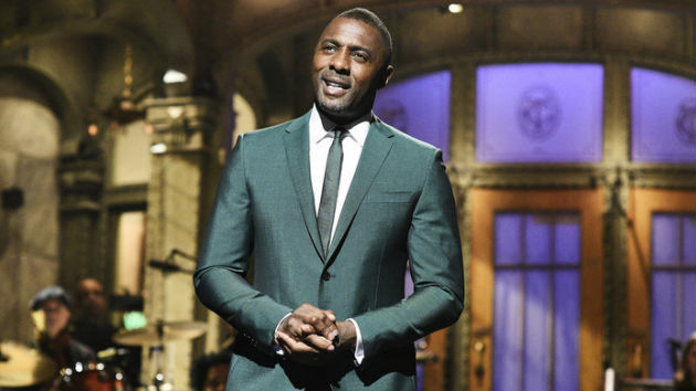 Idris Elba visits New York comedy club where he used to be a bouncer