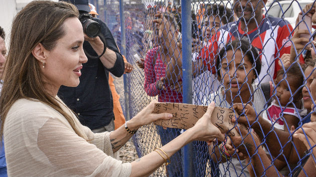 """Angelina Jolie joins 'TIME' as a Contributing Editor; first piece is titled """"What We Owe Refugees"""""""