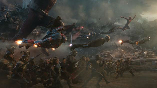 Inevitable: 'Avengers: Endgame' coming back to theaters with new footage