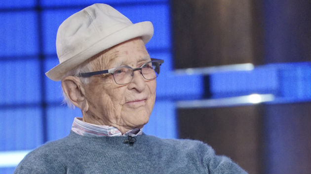 Producer Norman Lear has set record for the oldest Emmy nominee