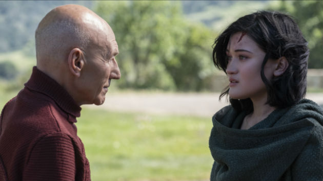 'Star Trek: Picard' beams up strong ratings for CBS All Access