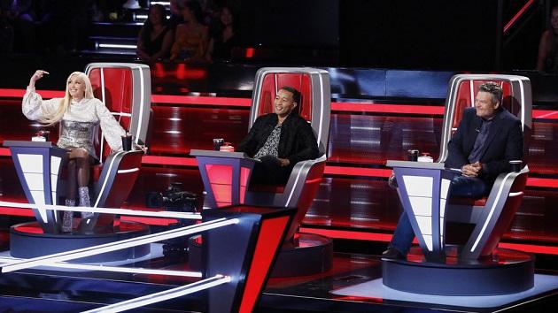 'The Voice' recap: The battle rounds continue with Gwen Stefani stealing an artist from John Legend