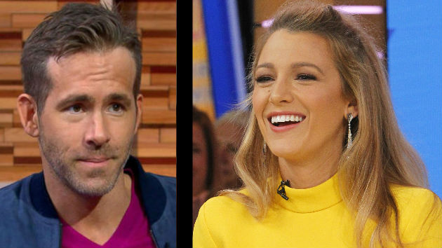 In an ecologically-minded tweet, Ryan Reynolds confirms he and wife Blake Lively had a third girl