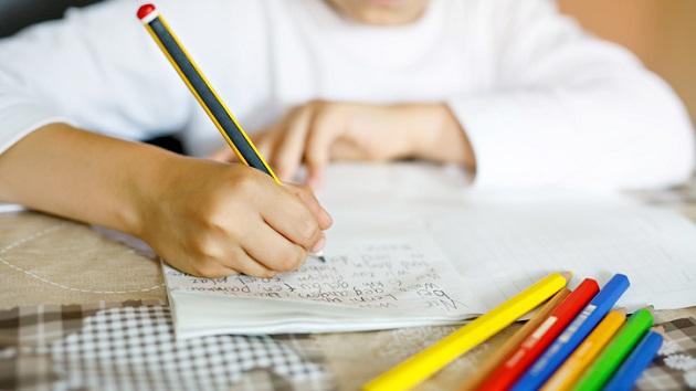 Hilary Duff admits her third grade son's homework terrifies her
