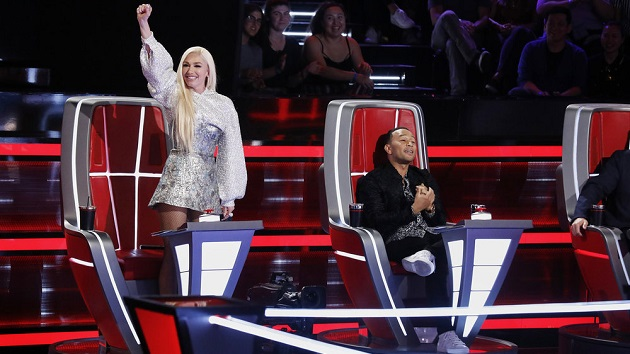 'The Voice' recap: Night three of the battle rounds ends with an emotional victory for a member of Team Gwen