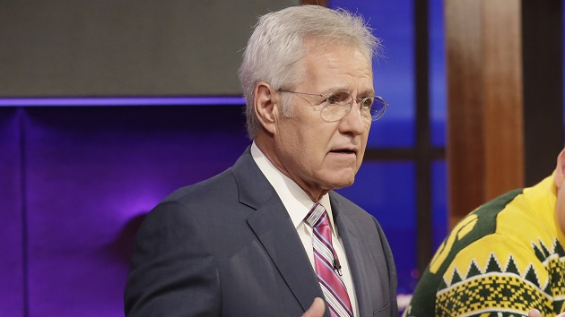 'Jeopardy!' host Alex Trebek gets emotional over contestant's message of support