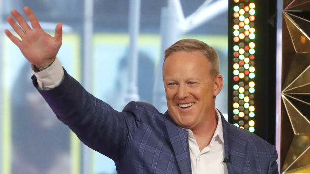 With 'Dancing' done, could Sean Spicer be headed to daytime TV?