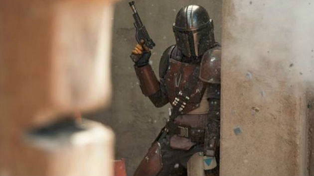 Second chapter of 'The Mandalorian',