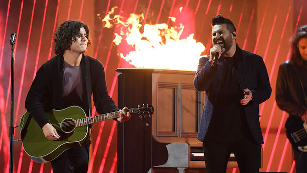 Dan + Shay and more CMA winners see massive jump in album sales