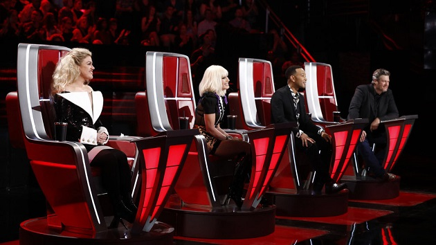 'The Voice' recap: The top 13 singers perform