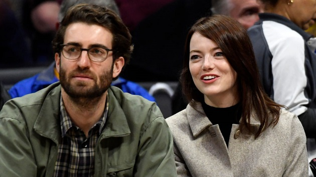 Emma Stone and Dave McCary are all smiles in adorable engagement announcement