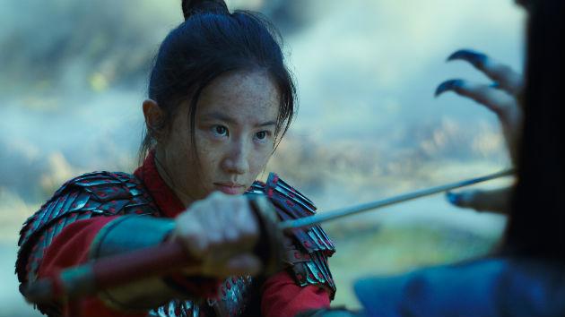 'Mulan' coming to Disney+