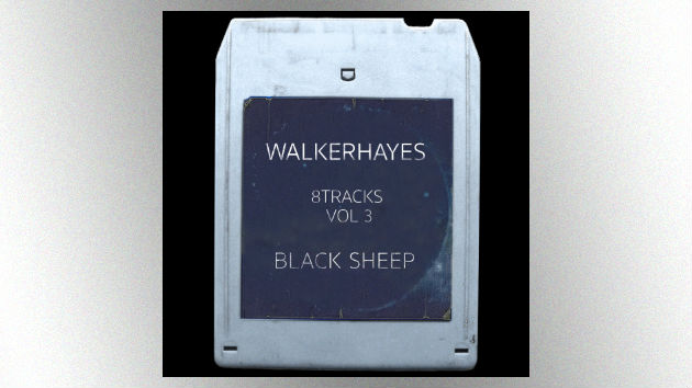Walker Hayes returns to raw, stripped-down tradition in 8Tracks Volume 3 -- Black Sheep