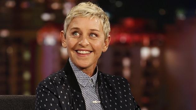 Ellen DeGeneres wants to