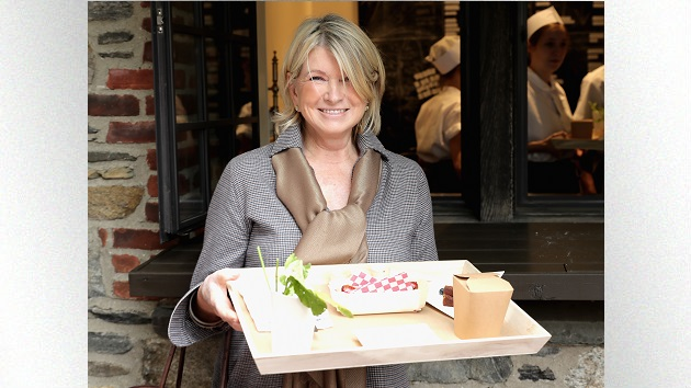 Hate shoveling snow? Martha Stewart spent almost 3 hours plowing four miles of roads