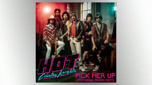 Dierks Bentley's '90s comedy outfit, Hot Country Knights, drops first single, 'Pick Her Up'