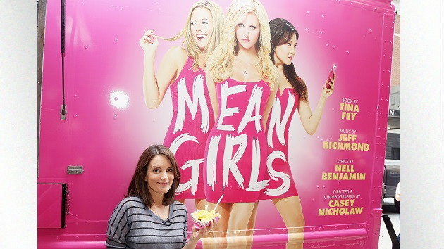 Fetch is back. Tiny Fey announces movie plans for 'Mean Girls' the musical