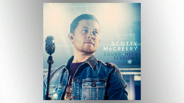 Scotty McCreery's new EP, 'The Soundcheck Sessions', puts acoustic spin on hits like 'Five More Minutes'