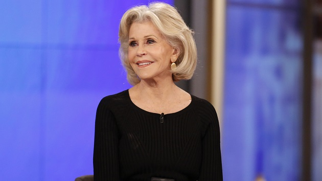 Jane Fonda tackles ageism and swears off plastic surgery in new interview