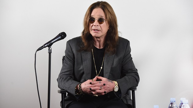 Ozzy Osbourne cancels tour to seek medical treatments