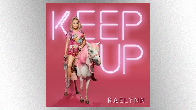 """Think country girls don't know how to party? """"Keep Up,"""" RaeLynn says in spunky new track"""