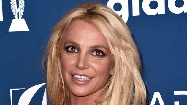 Britney Spears releases horrifying video of how she broke her foot