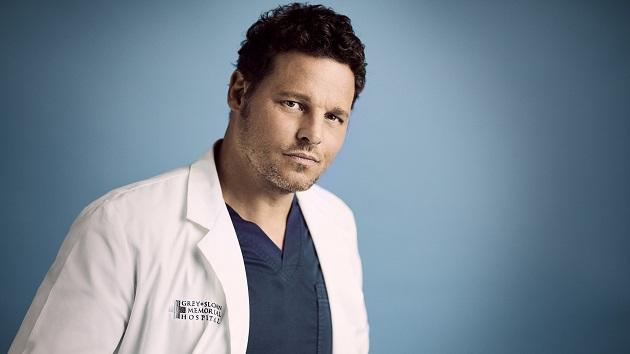 'Grey's Anatomy' to say goodbye to Justin Chambers next week