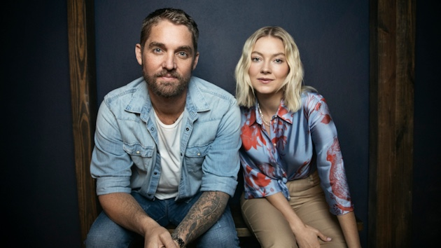 """Brett Young says """"I Do"""" to breezy new duet with Norwegian pop star Astrid S"""