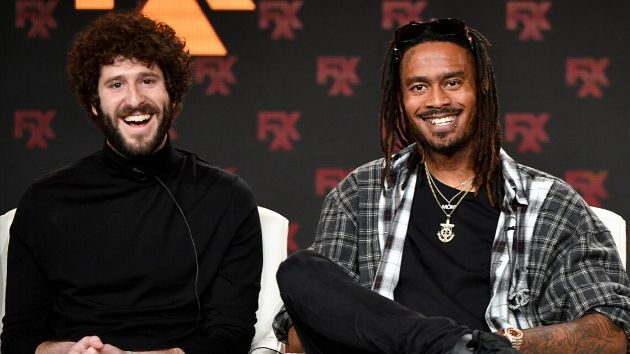 Lil Dicky and GaTa hope to inspire fans with mental health episode of FXX's 'Dave'
