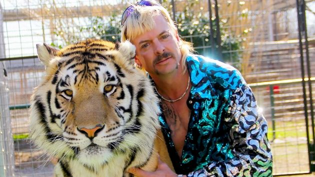 'Tiger King' star Joe Exotic sues for over $93 million, claims he was falsely imprisoned