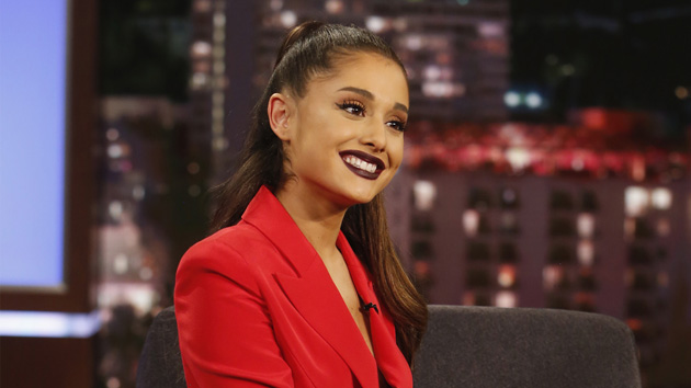 Ariana Grande is off the market