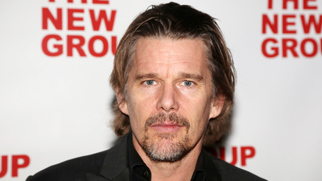 Ethan Hawke holds adorable family sing along while in self quarantine