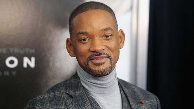Will Smith's stand-up comedy series 'This Joka' lands on Quibi