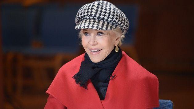 Jane Fonda joins TikTok and revives the Jane Fonda Workout to save the planet