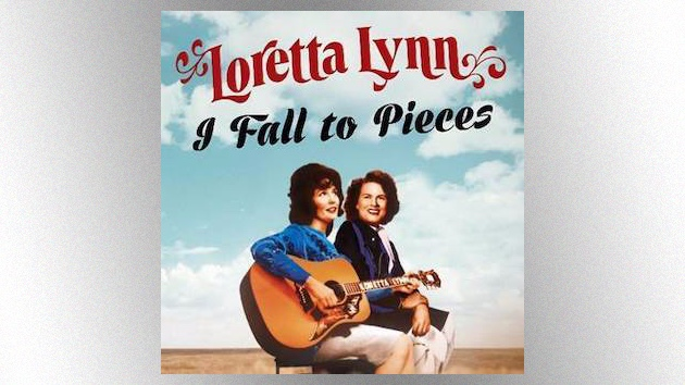 Loretta Lynn tributes an old friend in new rendition of Patsy Cline's 'I Fall to Pieces'